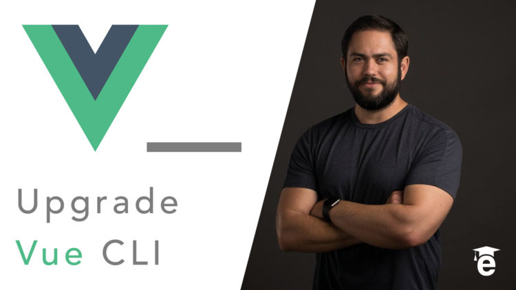 vue cli upgrade