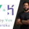 Step by Step Guide for Deploying a Vue App to Heroku