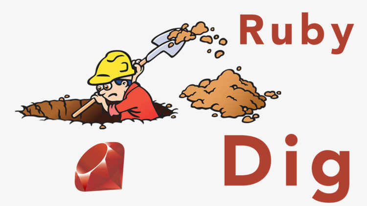 ruby dig method tutorial