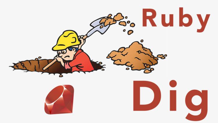 ruby dig method tutorial